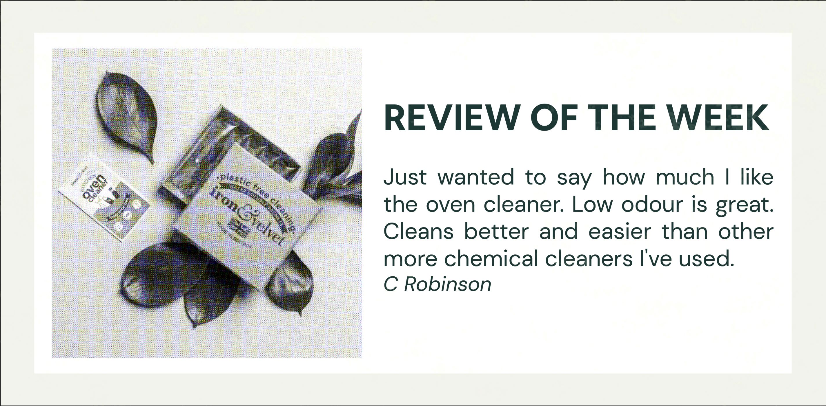 Review of the week